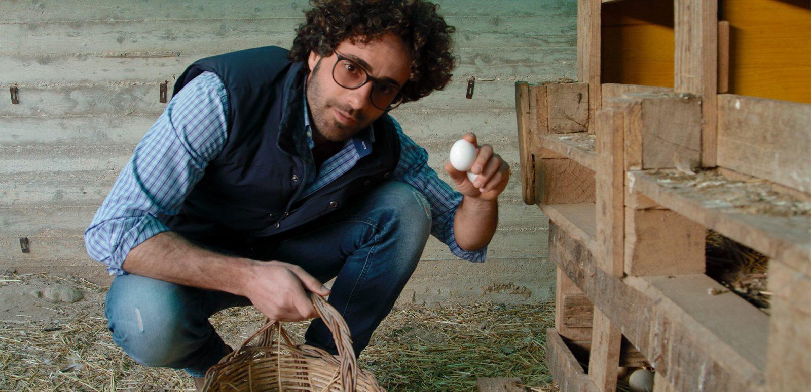 Fattoria-Lombardo-uova-gallinaio